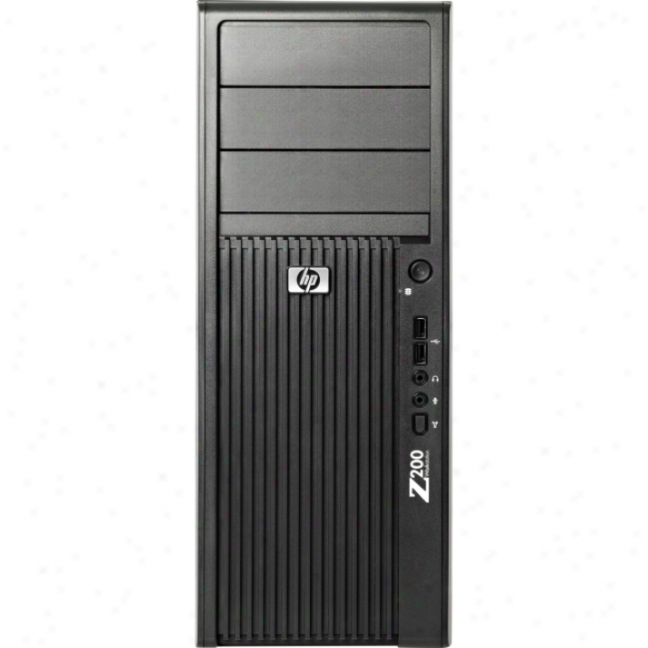 Hp Fm072ut Workstation - 1 X Core I3 I3-540 3.06 Ghz - Convertible Mini-tower