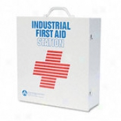 Industrial First Aid Station For Over 50 People, 14-3/4w X 4-5/8d X 10-1/4h