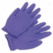 Kimberly-clark Safeskin Nitrile Exam Gloves - X-large Sizing - Powder-free, Latex-free - 100 / Box - Purple