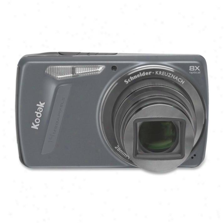 Kodak Easyshare M580 14 Megapixel Compact Camera - Blue