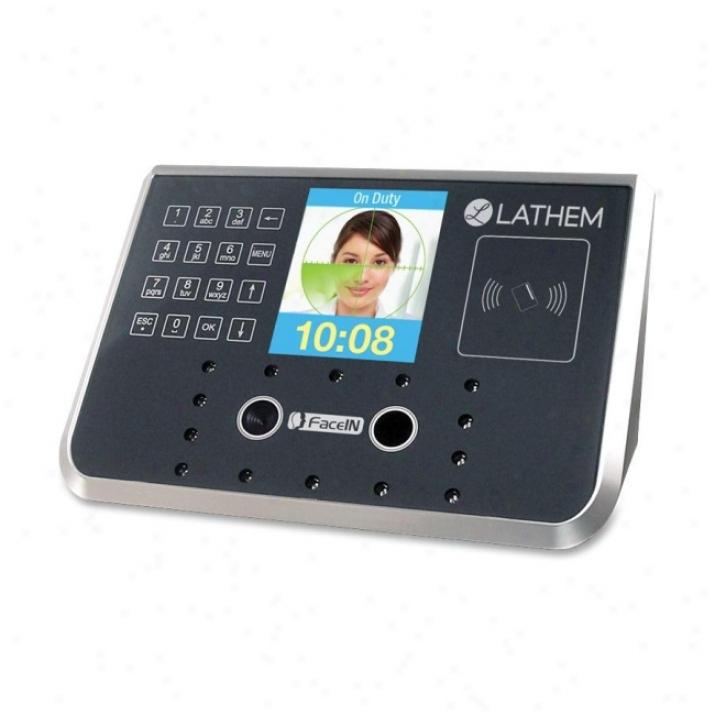 Lathem Facein Fr700-kit Automatic System