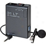 Lavaliere Micropnone With Body Pack Transmitter - A4, 711.905mhz