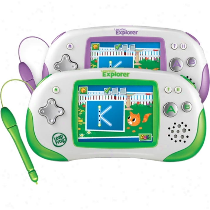 Leapfrog Leapster 39100 Electronic Learning Game