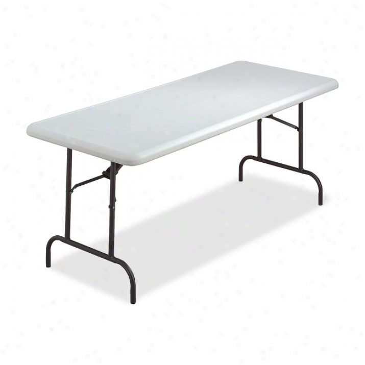 Lorell Ultra Lite Folding Table