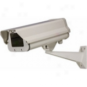 Lprex Acc1721hb Weatherproof Security Camera Enclosure - 1 Fan(s) - 1 Heater(s)