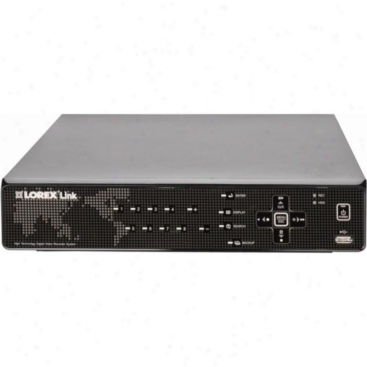 Lorex Lh408501c4b Video Surveillance System