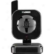 Lorex Lw2002bac1 Indoor Pledge Camera - Black - Color - Cmos - Wireless