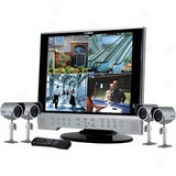 """Loeex Sg19ld804 19"""" Lcd Observation System"""