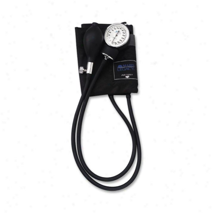Mabis Adult Aneroid Blood Pressure Monitor