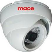 Mace Cam-67cir Vandal Resistant Weatherproof Dome Camera