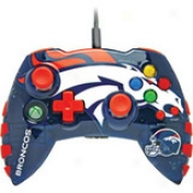 Maad Catz Denver Broncos Wireless Game Pad Pro