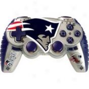 Mad Catz New England Payriots Wireless Game Pad