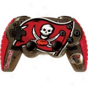 Mad Catz Tampa Bay Buccaneers Wireless Game Pad