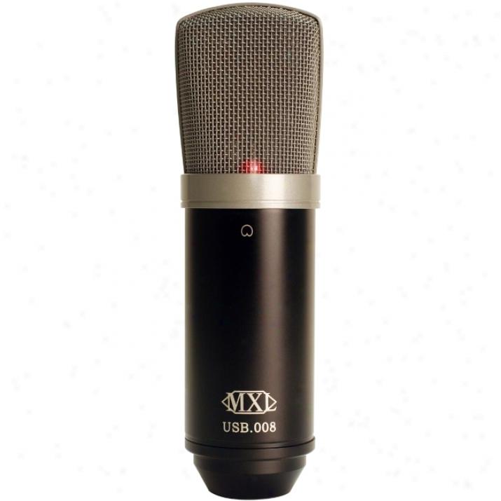 Marshall Mxl Usb.008 Usb Handheld Microphone