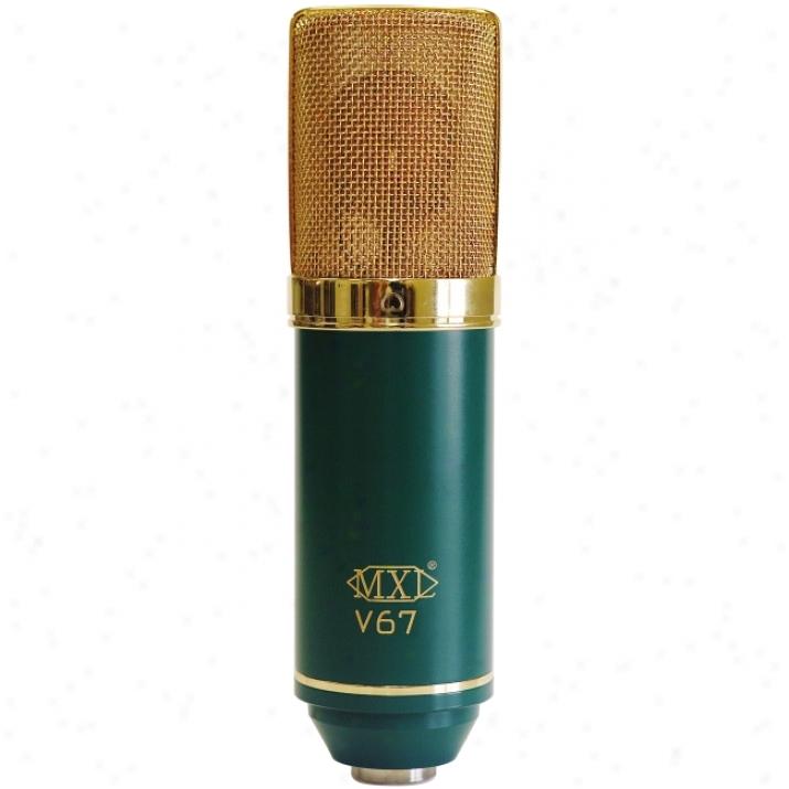 Marshall Mxl V67g Handheld Microphone
