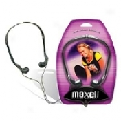 Maxell Hb-202 Stereo Headphone
