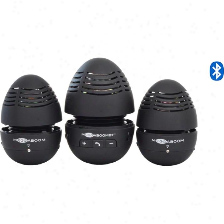 Meggaboom Meggaboom Speaker System - Red
