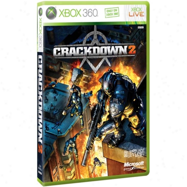 Microsoft Crackdown 2