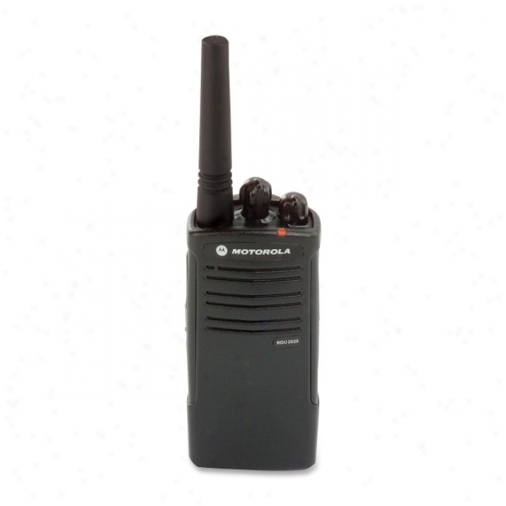 Motorola Rdu2020 Two Custom Radio