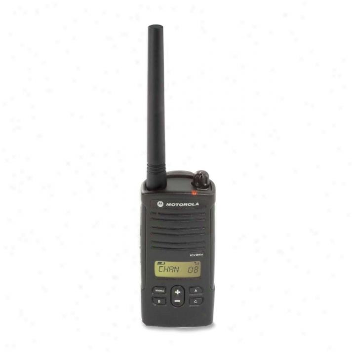 Motorola Rdv2080d Two Way Radio
