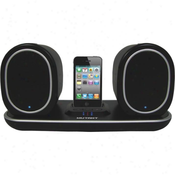 Mutant Media Ellipse 2.0 Speaker System