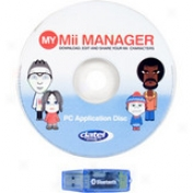 My Mii  Manager For Nintendo Wii