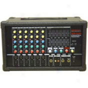 Nady Spm-6300 6-channel Stereo Poered Mixer