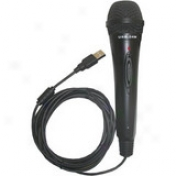 Nady Usb-24m Handheld Usb Microphone - Dynamic - Handheld - 5hz To 15khz - Cable