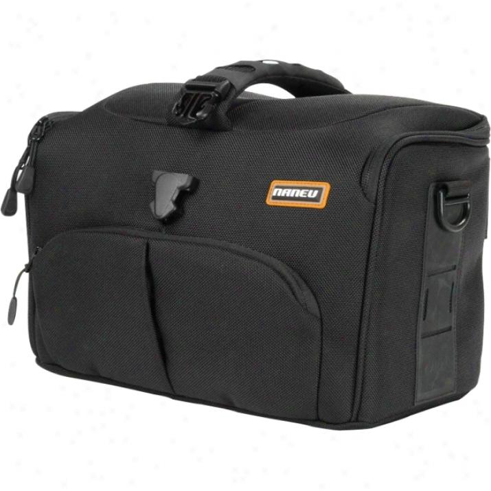 Naneu Pro Correspondent C-700 Carrying Case Camera - Black