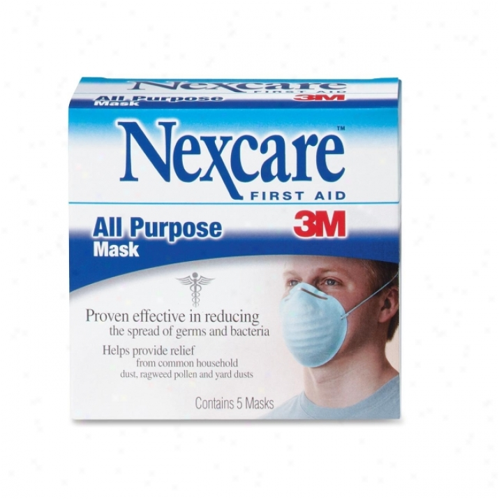 Nexcare All Purpose Filter Mask