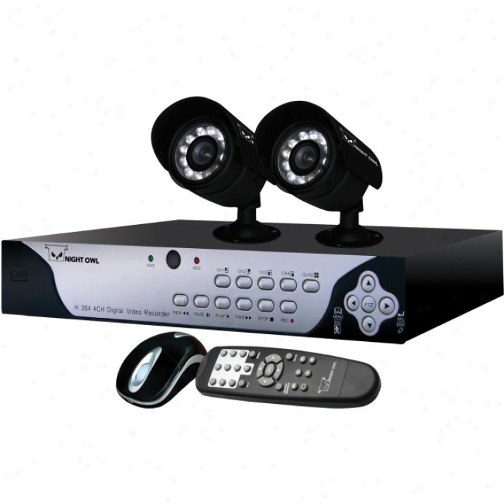 Night Owl Lion-42500 Video Surveillance System