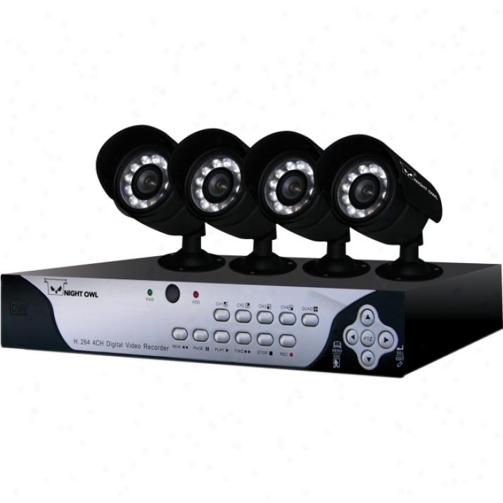 Night Owl Lion-4500 Video Surveillance System