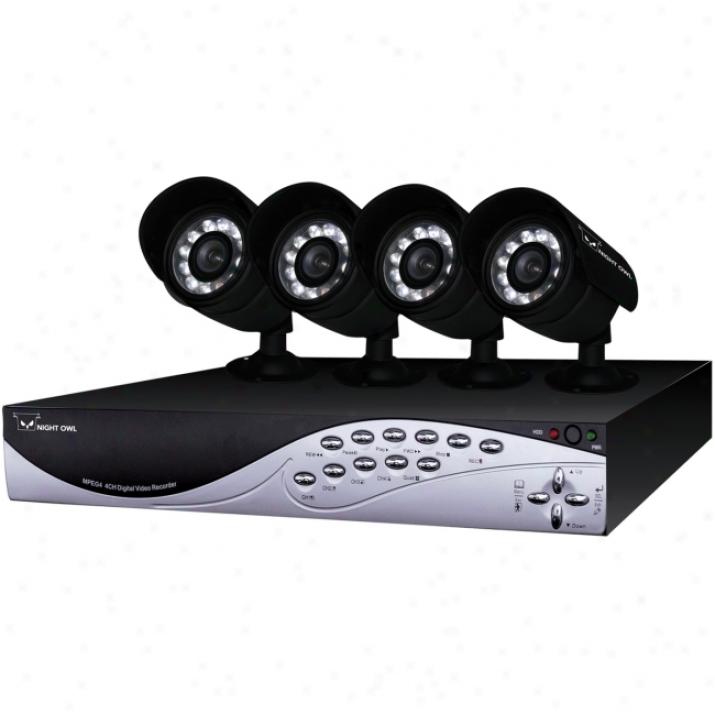 Night Owl Tiger-4500 Video Surveillance System