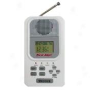 Noaa Public Alert Radio With S