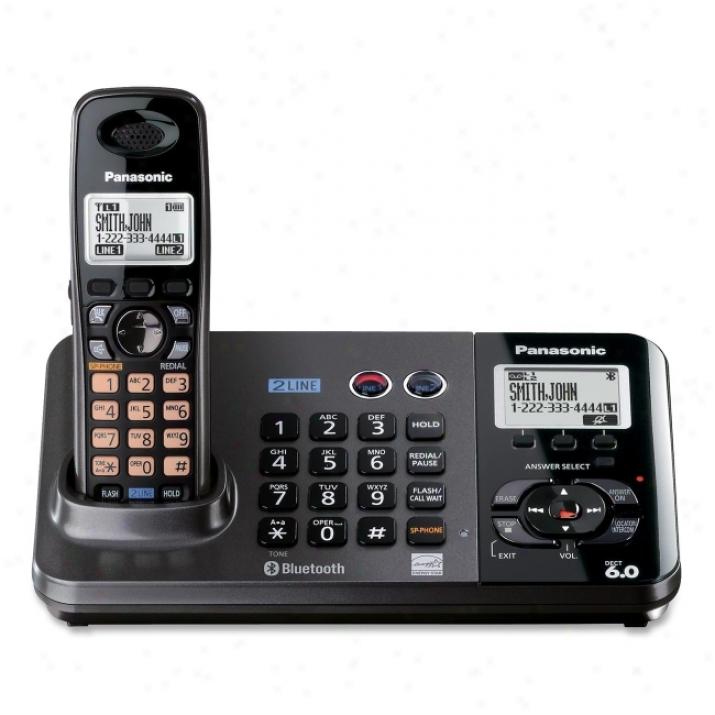 Panasonic Kx-tg9381t Cordless Phone