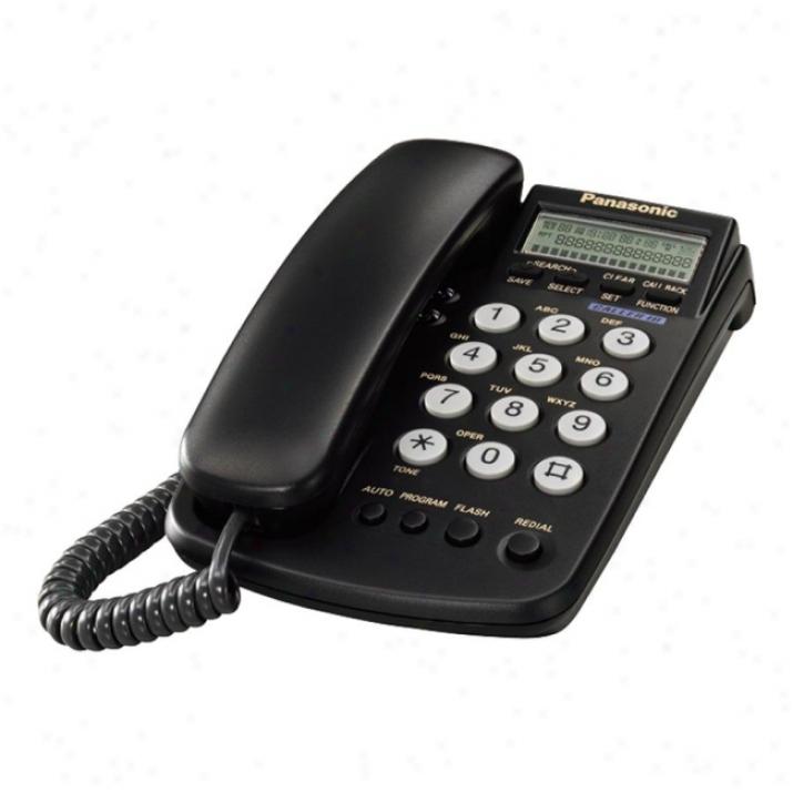 Panazonic Kx-tsc11b Corded Teleephone