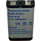 Panasonic Nickel Metal Hydride Cordless Phone Battery