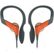Panasonic Rp-hs33-d Shockwave Sport Clip Earphone