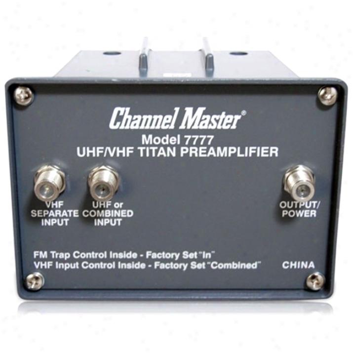 Pc International Cm 7777 Signal Splitter/combiner