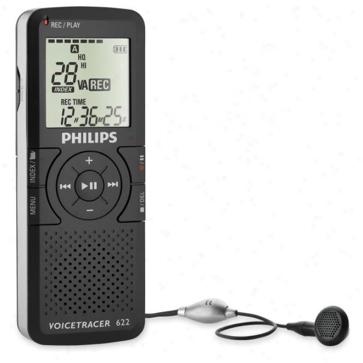 Philips Lfh0622 Digital Voice Recorder