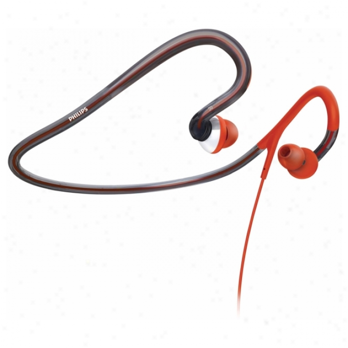 Philips Shq4000 Headphone - Stereo