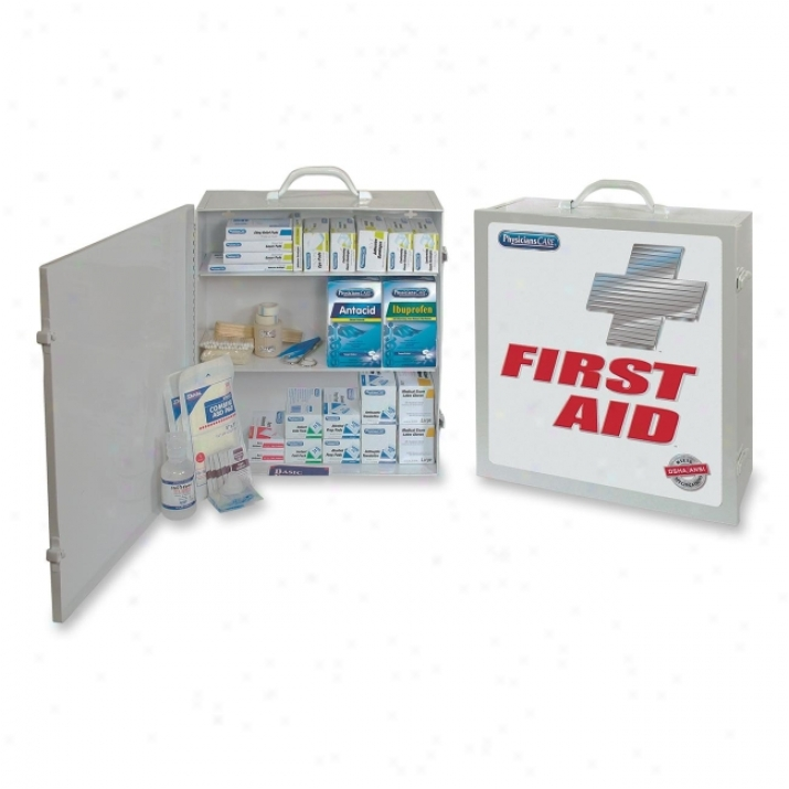 Physicianscare 694-piece First Aid Kit