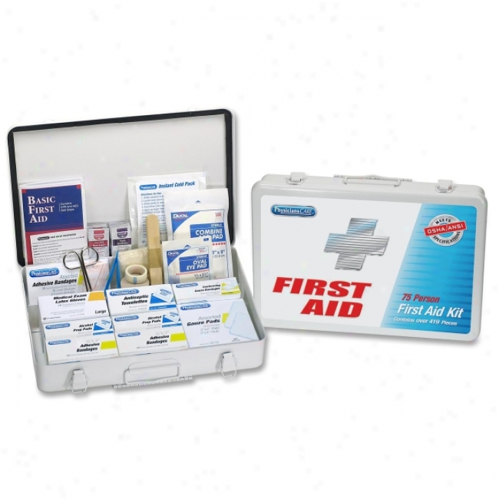 Physicianscare Office/warehouse First Aid Kit