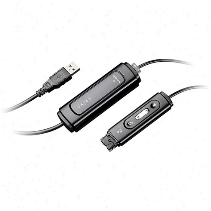 Plantronics Headset Adapter