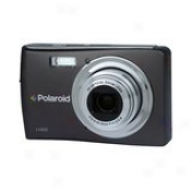 Polaroid T1455 14 Megapixel Compact Camera - 5 Mm-25 Mk - Black