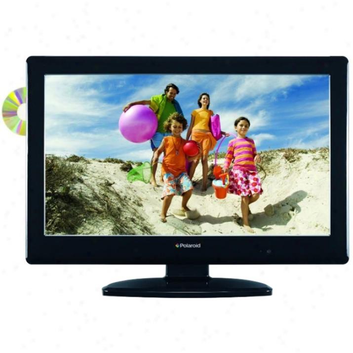 """Polaroid Tda-c03212b 32"""" Tv/dvd Combo"""