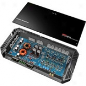 Power Acousto Bamf800/2 Car Amplifier