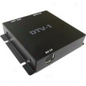 Power Acoustik Dtv-1 Ats Digitial Tv Receiver