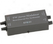 Power Aco8stik Efm-01 8-channel Fm Modulator
