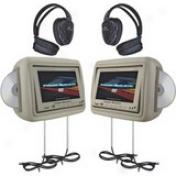 Power Acoustik Hdvd-9 Car Video Player